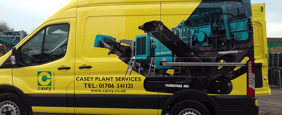 For all your equipment maintenance and servicing